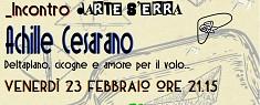 Achille Cesarano_Incontri dARTE S'Erra 2018