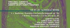 Il tempo sospeso, Festival di Musica da Camera di Serra de'Conti
