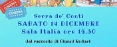 """""""La Freccia Azzurra"""" film d'animazione - Sabato 14 dicembre ore 16:30 Sala Italia"""