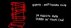 """NotteNera 2019 """"Ospite – Festa della reciprocità"""" Sabato 24 agosto Serra De' Conti Ore 19.00-01.00"""