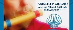 SABATO 1° GIUGNO ore 21:30 Chiesa di S. Michele NIRMALAM e LA VIA DEL CUORE Concerto di musica medit